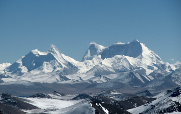 Karjiang, Tibet, Pic from Summit Post