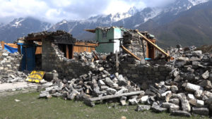 Nepal, from the earthquake to Trento Film Festival. Anatomy of a country on its knees.