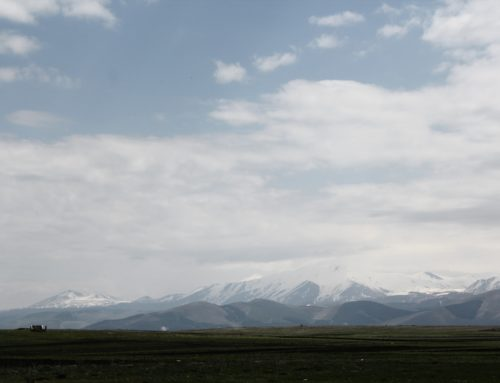 On the Javakheti Plateau. Along the pipeline redefining borders in the Caucasus